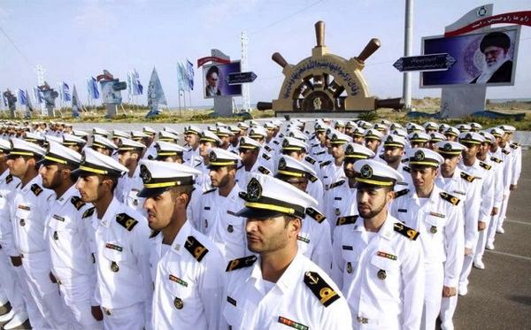 La Marine de la République islamique d`Iran