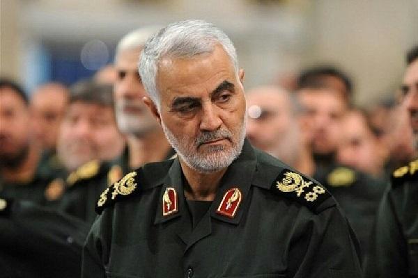 Soleimani est entré à Gaza pour repousser les attaques israéliennes