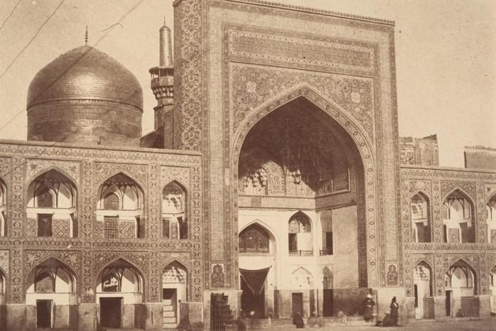 Les premières photos d'un photographe italien, du mausolée de l'Imam Reza (a.s)