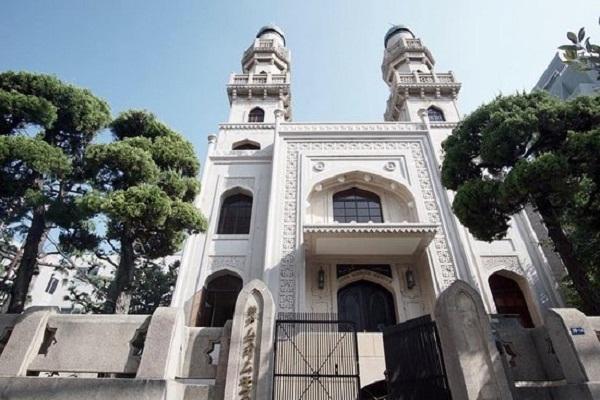 La première mosquée du Japon