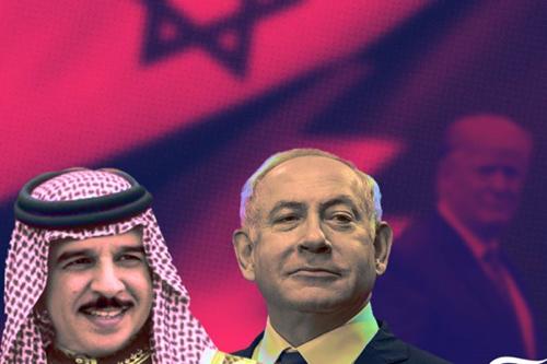 L'accord honteux des deux charlatans, Trump et Netanyahu