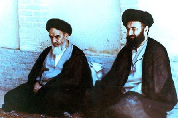 Pour quelle raison Sayyd Moustapha, le fils de l'Ayatollah Khomeini avait-il été arrêté?