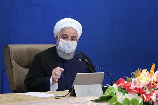 Rohani: La nation iranienne a un bilan acceptable face à la pression économique