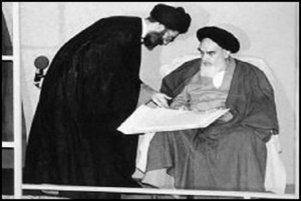 Pour quelle raison l'imam Khomeini (ra) avait-il envoyé un représentant au Liban?