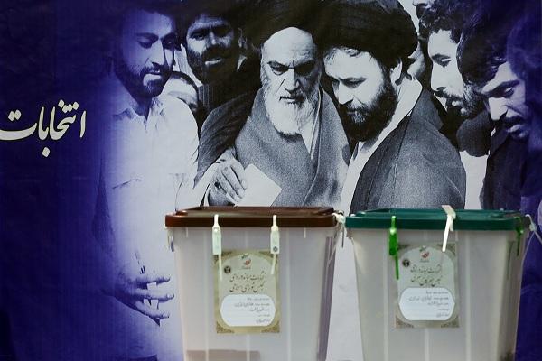 Élection présidentielle iranienne à Husseiniah Jamaran