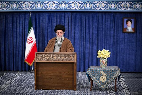 Message de l`Ayatollah Sayed Ali Khamenei à l`occasion du Norouz 1400