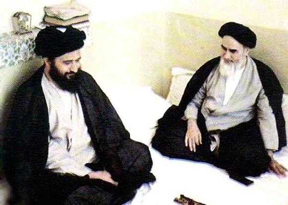 Quelle était la raison de la dispute de l'imam Khomeini avec Hajj Mustapha?