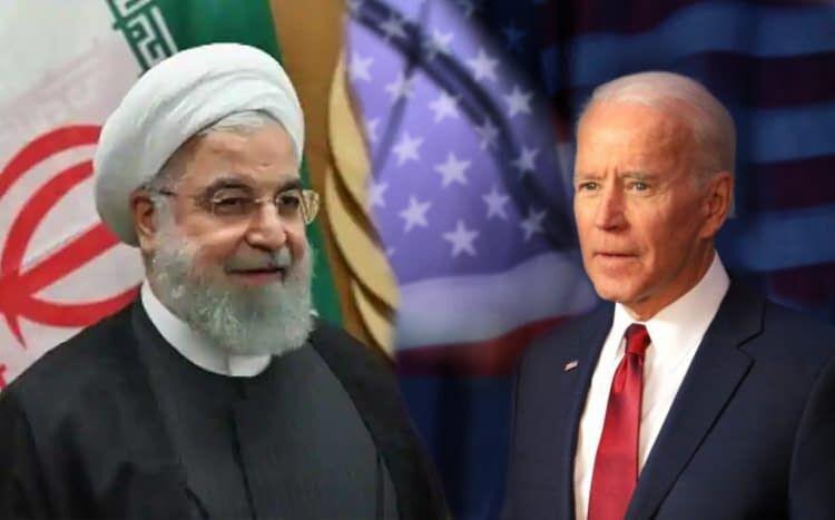Rohani à Biden: effacez les taches noires de l`ère Trump