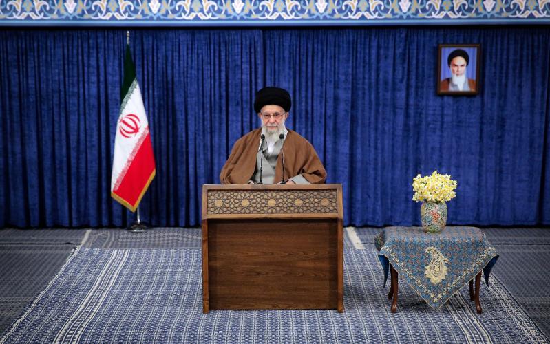 Message de l`Ayatollah Sayed Ali Khamenei, Guide suprême de la Révolution islamique  à l`occasion du Norouz 1400