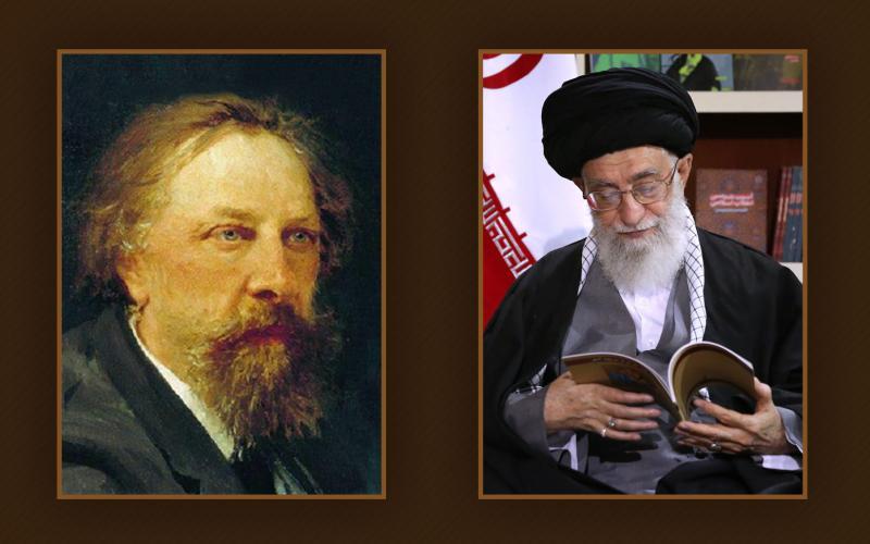 Quel est le point de vue de l'Ayatollah Khamenei sur l'Alekseï Tolstoï?