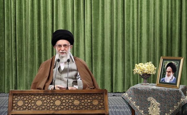 """L'Ayatollah Khamenei: """"L'Ummah islamique n'oubliera jamais la question de la Palestine."""""""