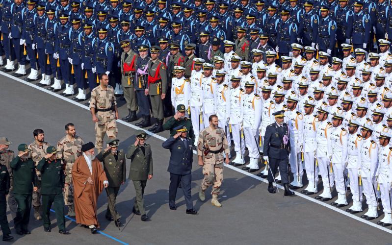 Le message de l'Ayatollah Khamenei aux commandants de l'armée