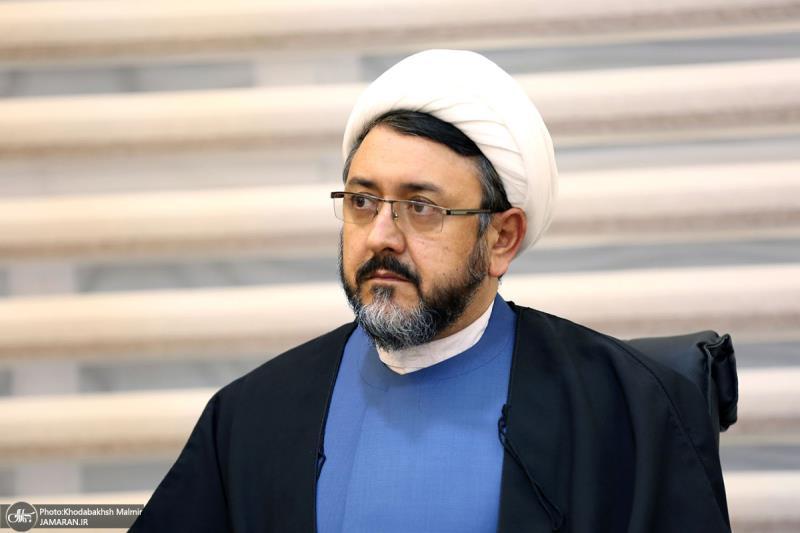 Son excellence Komsari : Nous pouvons considérer l'imam comme le rénovateur de l'Achoura à cette époque.