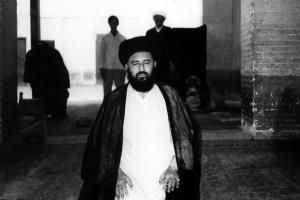 L'arrivée à Pied à Karbala de Hajj Mustafa