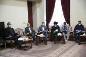 Commissions spécialisées de l`institut pour la compilation et la publications des oeuvres de l`Imam Khomeini
