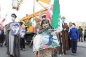 Célébrer la victoire de la résistance contre le régime sioniste à Qom