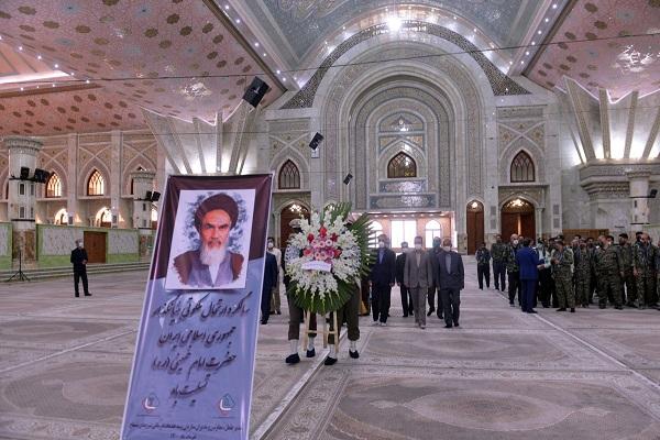 Renouvellement de l`Alliance de diverses institutions et ministères avec les idéaux de l`Imam Khomeini