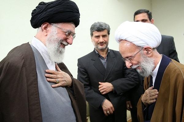 Guide Suprême : La disparition de l'ayatollah Mesbah Yazdi est une grande perte pour les séminaires islamiques