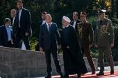 Le président irakien