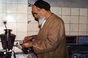 ایک مرتبہ بهی امام کو بیکار نہیں دیکها