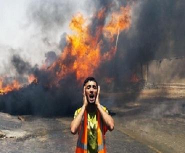 سعودی عرب اور بعض عرب ممالک حماس کیخلاف اسرائیل کے ساته متحد