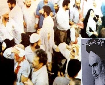 ان کی یہ بیہودہ حرکت ہمارے انقلاب کی قوت و تبلیغ کا ذریعہ بننے: امام خمینی(رح)