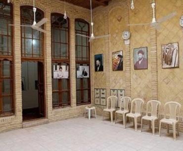 وزیر خارجہ کا نجف اشرف میں امام خمینی کے گهر کا دورہ