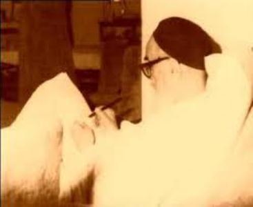 شاه خالد کو امام کا جواب
