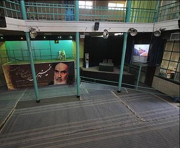 امام خمینی(رہ) کا گهر اور امریکی نامہ نگار