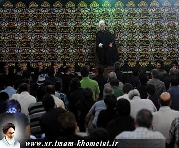 امام علی(ع) کی ذات گرامی مشعل راہ