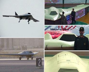 ایرانی ڈرون طیارے پر امریکا غصے کاشکار