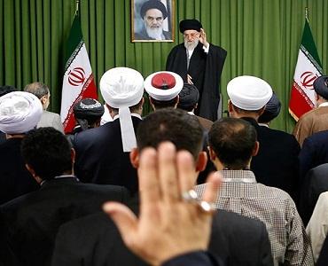 دنیا بهر کے مسلمان علماء دین تکفیریت کے خاتمے کیلئے علمی تحریک کا آغاز کریں: رہبر معظم انقلاب