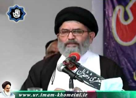 امام خمینی (رح) کی 25ویں برسی کی مناسبت سے علامہ ساجد نقوی کا پیغام