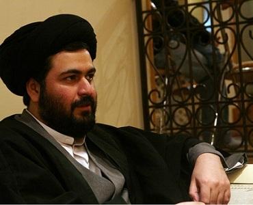 صلی علی محمد بوئے خمینی آمد، سید یاسر خمینی رفسنجان میں