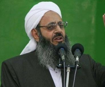 زاہدان کے اہلسنت امام جمعہ:تمام اسلامی فرقوں [خواہ  شیعہ ہوں یا سنی ]کے جان ومال پر حملہ حرام ہے