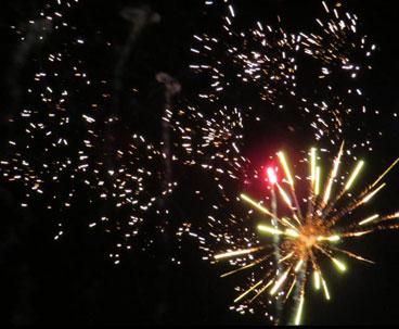 امام خمینی رحمۃ اللہ تعالیٰ علیہ کی جائے پیدائش[شہر خمین] میں دو ہرا جشن