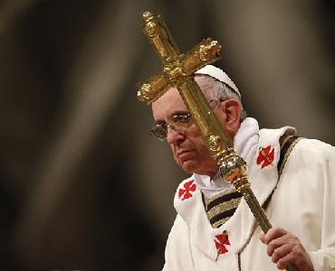 پوپ فرانسیس کا آیت الله مکارم کو جواب