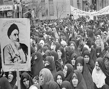 انقلاب اسلامی ایران اور خواتین