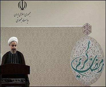یوم القدس کے جلوسوں میں شرکت مظلوم فلسطینیوں کی حمایت کے مترادف: صدر روحانی