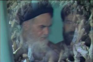 غروب آفتاب (امام خمینی(رہ) کے ایام رحلت)