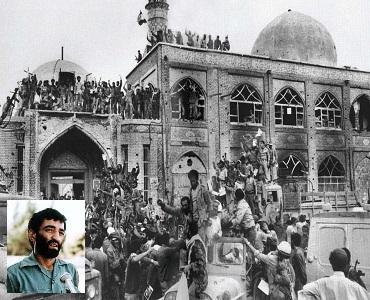 ہماری پوزیشن وہی ہے جو کربلا میں امام حسین(ع) اور انکے ساتهیوں کی تهی