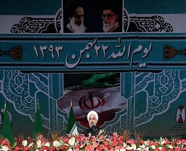 22 بہمن کی مناسبت سے تہران میں عظیم انقلابی ریلی