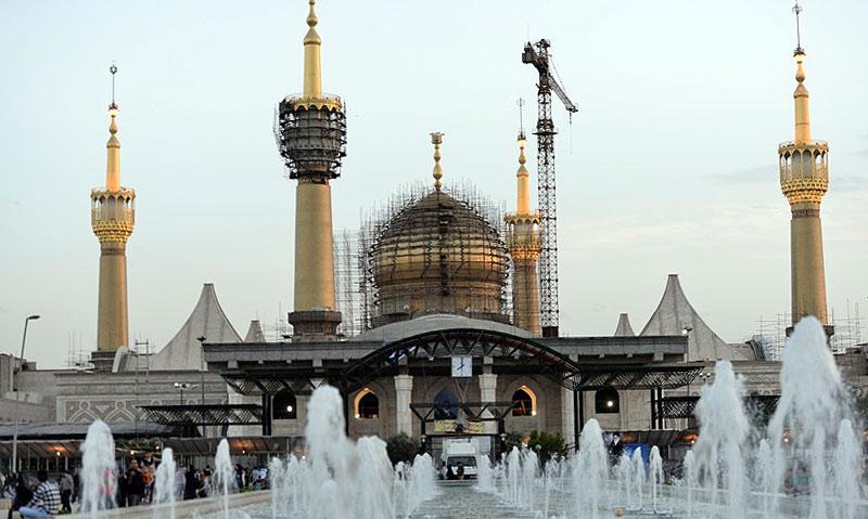 امام خمینی (ره) کے مرقد میں 15 خرداد دن کی تقریب