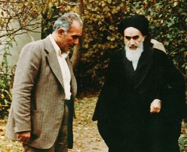 """وہ مرد جو امام (رح) کو """"حاج آقاجان `` خطاب کرتا تھا"""