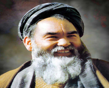 ایک افغان  عالم دین،  جن کا سب کچھ امام خمینی(ره) تھے