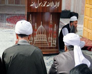 ایران میں اہلسنت کی مسجدوں کا فیصد/ اتحاد کے ساتھ ایک دوسرے پر اعتماد کی ضرورت ہے