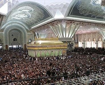 حرم امام(رح) کی شان اور عظمت، اسلام اور انقلاب کی شان اور عظمت ہے
