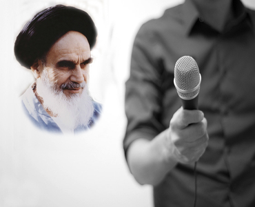 ایک ملت کا جوش و خروش اور جو روح امام نے ایران کے خستہ پیکر میں پهونکی؛ شیخ حیدر عرب