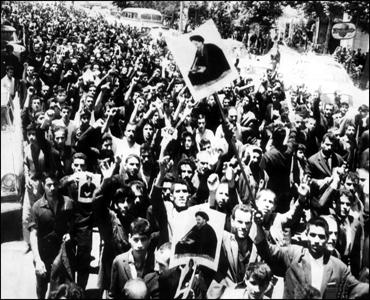 15 خرداد کے واقعات