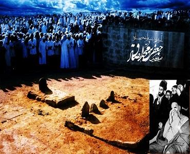 فرزند رسول(ص) امام جعفر صادق(ع) نے حقیقی اسلام کو دنیا کے سامنے پیش کیا